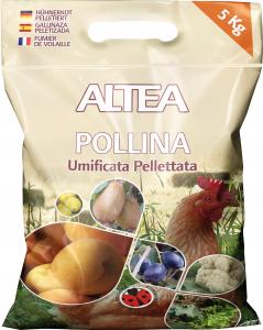 POLLINA PELLET ALTEA KG.5