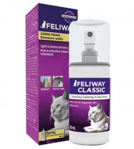 Ceva - Feliway Classic - Spray - 60ml