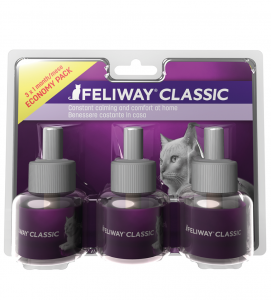 Ceva - Feliway Classic Ricarica - 3 da 48ml