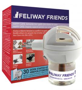 Ceva - Feliway Friends Starter Kit (Diffusore + Ricarica)