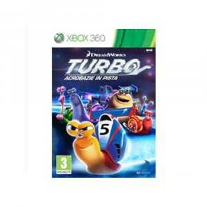 Turbo: Acrobazie in pista - Usato - Xbox 360