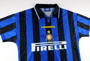 1996-97 Inter Maglia Finale Coppa Uefa M (Top)