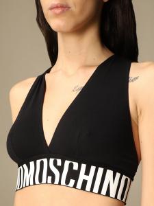 Top moschino  underwear nero