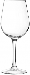 Confezione 6 calici da vino, vetro temperato, cl 55, Domaine cm.24,2h