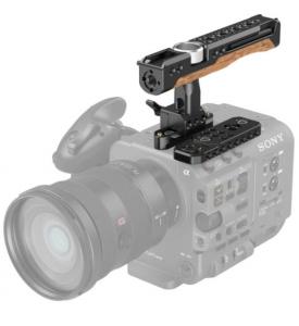 Handheld Rig per Sony FX6 in Alluminio 3224