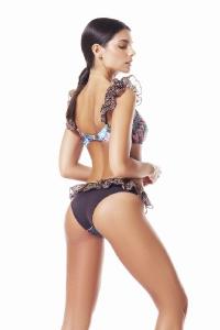 4Giveness Bikini Top Savage Fern.