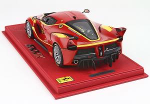 Ferrari FXX K Rosso Corsa #13 With Case Ltd 99 Pcs 1/18 Bbr