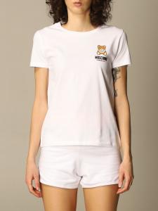 T-shirt moschino underwear bianca