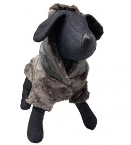Fashion Dog - Cappotto in Ecopelliccia