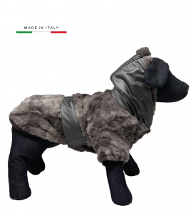 Fashion Dog - Cappotto in Ecopelliccia