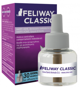 Ceva - Feliway Classic - Ricarica - 48ml