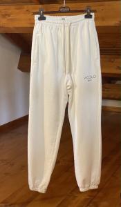 Pantalone in felpa Vicolo con logo