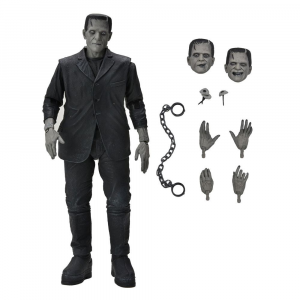 *PREORDER* Universal Monster: ULTIMATE FRANKESTEIN'S MONSTER (BLACK&WHITE) by Neca