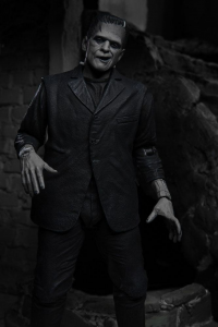 Universal Monster: ULTIMATE FRANKESTEIN'S MONSTER (BLACK&WHITE) by Neca