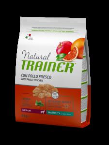 Trainer Natural - Medium - Maturity - 12 kg x 2 sacchi