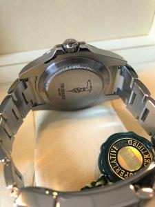 Orologio primo polso Rolex Explorer II referenza 216570