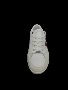 Scarpa Sneaker in pelle bianca | Tommy Hilfiger