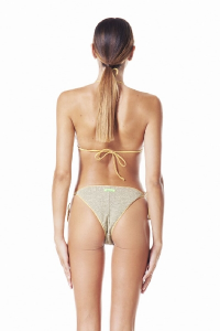 4Giveness Bikini Triangolo Lurex Mania.