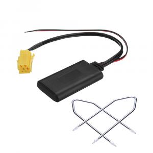 Ricevitore Aadattatore Bluetooth Aux e Kit Estrazione Per Autoradio Blaupunkt