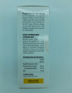 PROPOLI SPRAY GOLA BABMINI, Farmacia alla Madonna
