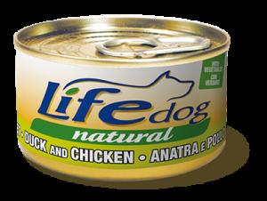 Life Dog - Natural - Adult - 90gr