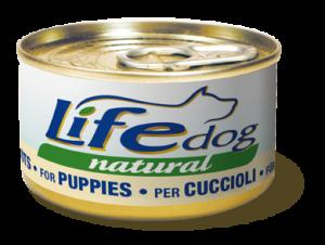 Life Dog - Natural - Puppy - Pollo - 90gr