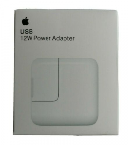 Alimentatore Originale Apple Caricabatteria A1401 Per iPhone iPad iPod 12w md836