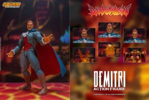 *PREORDER* Darkstalkers: DEMITRI MAXIMOFF by Storm Collectibles