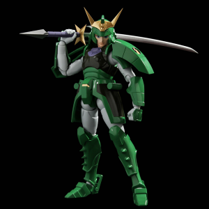 *PREORDER* Samurai Troopers: DATE SEIJI by Sentinel Toys