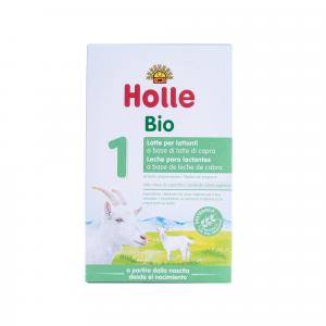 Holle latte di capra polvere 1
