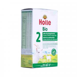 Holle latte di capra polvere 2