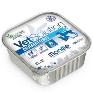 Monge - VetSolution Canine - Dermatosis - 150g x 6 vaschette