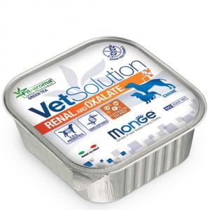 Monge - VetSolution Canine - Renal and Oxalate - 150g x 6 vaschette