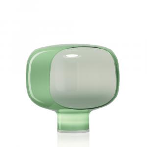 Lampada Technicolor Basso Verde Alloro-Grigio