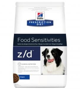 Hill's - Prescription Diet Canine - z/d - 3kg