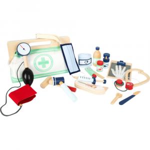 Borsa del dottore con accessori