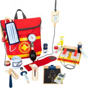 Zaino del pronto soccorso con accessori