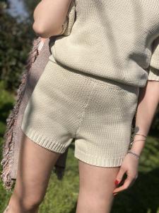 Completo Vicolo in maglia di cotone
