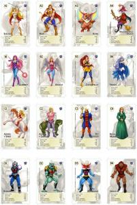 Cards: SHE-RA by Universo Retrò