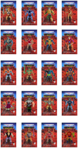 Cards: Catalogo argentino MASTERS OF THE UNIVERSE by Universo Retrò