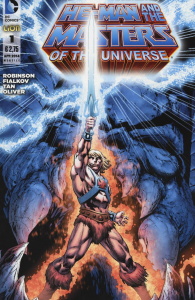 Fumetto: He-Man and the Masters of the Universe – Serie Completa 27 albi in Italiano