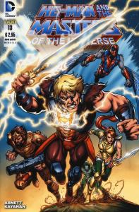 Fumetto: He-Man and the Masters of the Universe – Serie Completa 27 albi in Italiano