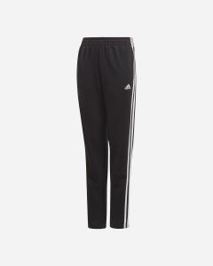 Tuta Adidas Bambino - 3 Stripes Jr black/white FM5716
