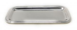 Vassoio portaposta placcato argento stile Inglese