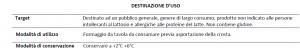 Formaggio Caciottina all'Origano - 400gr
