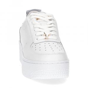Windsor Smith Racerr white leather-3