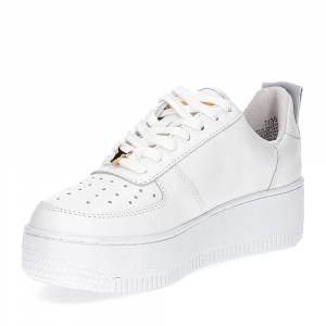Windsor Smith Racerr white leather-4