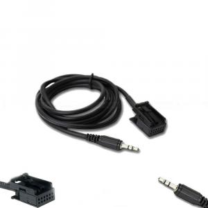 Cavo Aux Audio Jack Maschio + Kit Estrazione Per Opel Astra Tigra Zafira