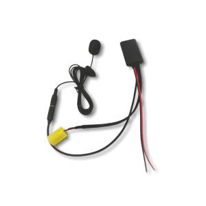 Ricevitore Adattatore Aux Bluetooth Per Autoradio Blaupunkt e Microfono Vivavoce