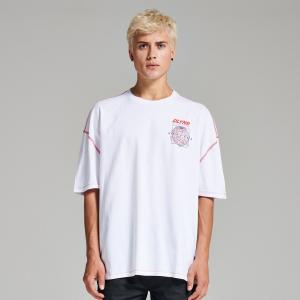 T-Shirt Dolly Noire Tzunami Oversize